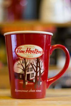 Tim Hortons Mug #011