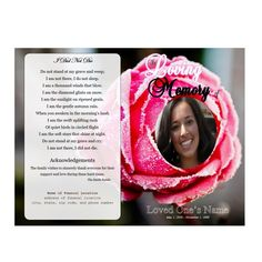 Obituary Template Word 04   Funeral   Pinterest