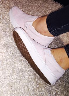 5cc6dd326b26e3 17 Best Pink slip on sneakers images