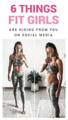 6 Things Female Fitness Models On Social Media Are Hiding From You' At Home Glute Workout, Glute Isolation Workout, Fitness Tips, Fitness Models, Female Fitness, Workout Guide, Workout Videos, Types Of Belly Fat, Armpit Fat