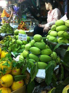 Mango (Ba Chieu market) ,  Tet, Vietnam
