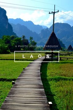A Photo Journey Through Laos