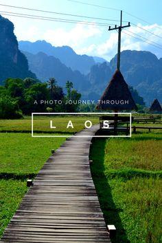 A Photo Journey Through Laos | #travel #traveltips #asia #laos