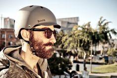 Bern Watts Bicycle Helmet. I'm getting one of these!