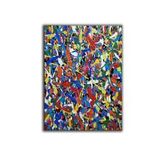 large canvas wall art abstract, large abstract painting original, colorful abstract painting on canvas, oversized wall art abstract Large Canvas Wall Art, Extra Large Wall Art, Abstract Canvas Art, Oil Painting Abstract, Pollock Paintings, Oversized Wall Art, Colorful Paintings, Original Paintings, Etsy
