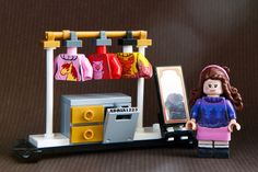 Baby Doll Clothes, Baby Dolls, Lego Tv, Lego Harry Potter, Lego House, Lego Creations, Movie Characters, Funny Cute, Stupid Stuff