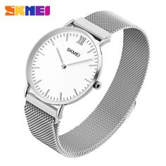 Matal Bands Wrist Watches Hot Selling Quartz Women Fancy Watch Ladies From China
