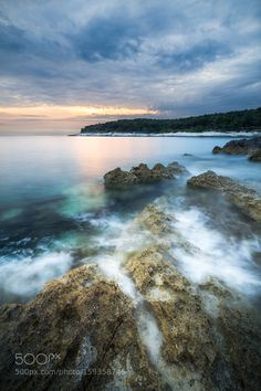 Ocean in motion by RobinEOS. Please Like http://fb.me/go4photos and Follow @go4fotos Thank You. :-)