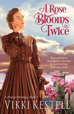 #Free #Christian #Romance - Set in the prairie of the late 1800s, a story of loss, disillusionment and rebirth http://www.storyfinds.com/book/18118/a-rose-blooms-twice