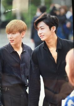 Kihyun& Hyungwon