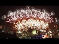 2012-2013 Midnight Fireworks | Sydney, Australia (Full Show) (HD) Looks like you had an awesome celebration!!!
