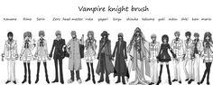 vampire knight - Google Search