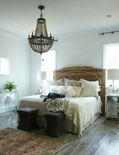 So rustic and chic