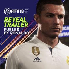 OFFICIAL: CRISTIANO RONALDO FIFA 18 EDITION