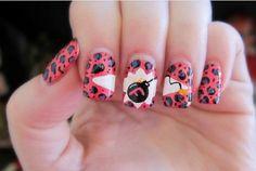 cool nail designs beginners - Unique Nail Designs – NailDesignIdea.