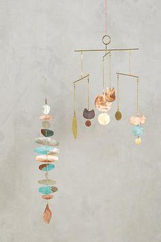 Copper Hanging Art -