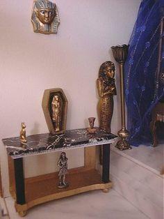 Egyptian room love it !