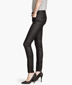 Skinny Low Ankle Jeans | Product Detail | H&M
