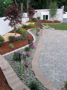 Gorgeous Front Yard Garden Landscaping Ideas (41)