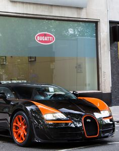 Bugatti Veyron Vitesse. Shared by #boris_stratievsky #luxury_vehicles #cars
