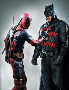 Deadpool-batman