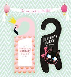 My Birthday Party - Editions Fleurus - Illustrations Marie-Rose Boisson