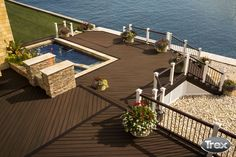 The Possibilities Are Endless With Trex Visit Our Inspiration Gallery For Deck Design Ideas