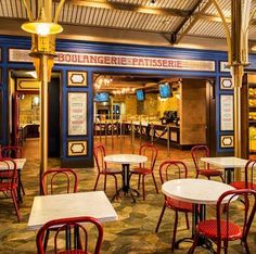 To help you plan your visit, let's run down the top ten best casual, counter-service restaurants at Disney World. Updated in 2013.: Number 1: Les Halles Boulangerie