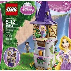 LEGO® Disney Princess Rapunzel's Creativity Tower 41054; $34.99