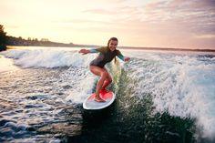 Dicas para quem deseja aprender a surfar