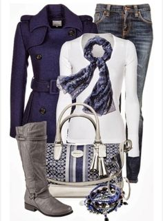 cute winter outfit for teen girls