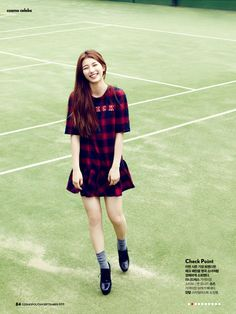 Young Glamour, Cosmopolitan Korea September 2013