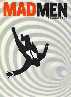 Mad Men - Season Four (4) (Limited Edition Packaging) (Boxset) (Black Cover) DVD Movie