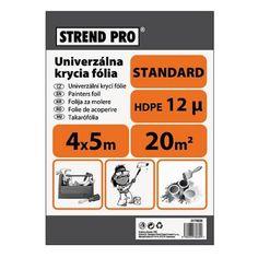 Fólia Strend Pro maliarska, Standard m, zakrývacia