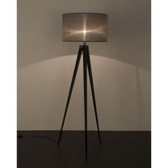 House Made, Tripod Lamp, Floor Lamp, Table Lamp, Home And Garden, Design Inspiration, Indoor, Flooring, Pure Products