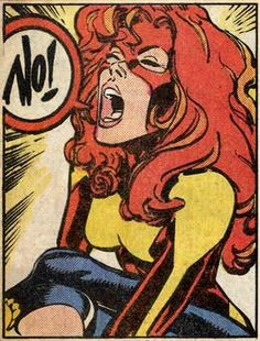 The White Hot Room : comicbookartwork:   Jean Grey