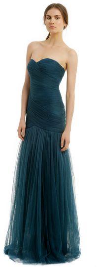 Monique Lhuillier Synergy Gown on shopstyle.com