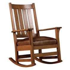 Genial I Would Sit By The Window And Read U0026 Rock In This Stickley Rocking Chair.