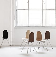 MARQ / productos / TONGUE CHAIR / Arne Jacobsen