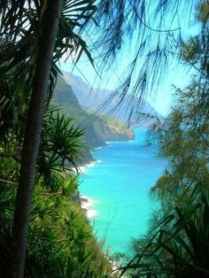Napali Coast - Kauai, Hawaii