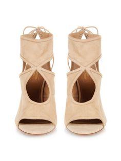 Sexy Thing suede sandals   Aquazzura   MATCHESFASHION.COM US