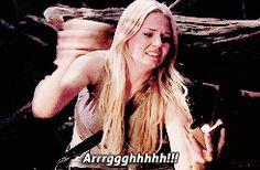 Season 3 Bloopers - Jennifer Morrison