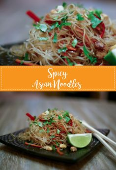 Do you need some spice in your life? Try some spicy asian noodles! #artzyfoodie #recipe #cooking #yummy #asianrecipes