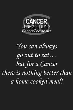Cancer Facts at CancerZodiac.net