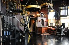 A Look Inside Astoria's Very Own S&M Dungeon (SAFE-FOR-WORK PHOTOS) - Why Leave Astoria?!
