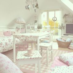 Shabby and Charme: La nuova casa di Eva in Germania