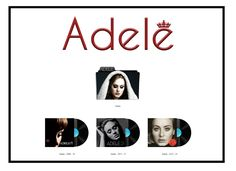 Album Art Icons: Adele