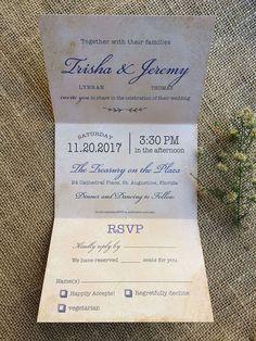 54 Best Postcard Wedding Invitation Images Invitations Wedding