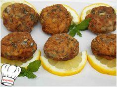 ΘΕΪΚΟΙ ΓΑΥΡΟΚΕΦΤΕΔΕΣ!!! Ethnic Recipes, Meatball, Food, Essen, Meals, Yemek, Eten