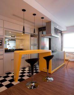 Cozinhas - Casa e Decoração